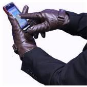メンズスマホ手袋1