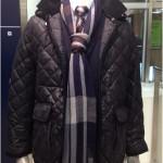 メンズキルティングコートを着こなすにはどんなコーデがいい?