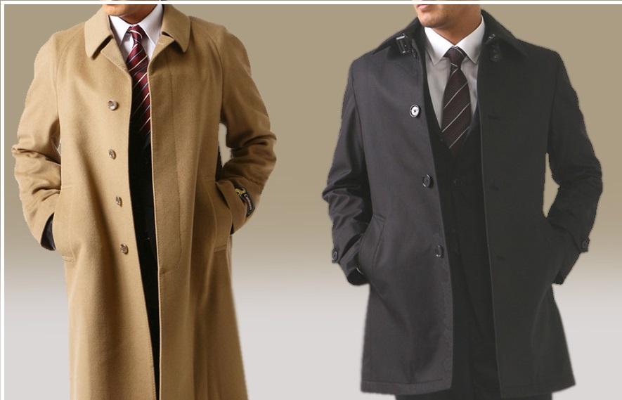スーツに好相性。ビジネスで着たいコート30選 | メ …