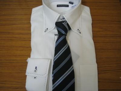 ネクタイ紺色1