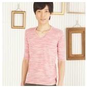 ピンクTシャツ2
