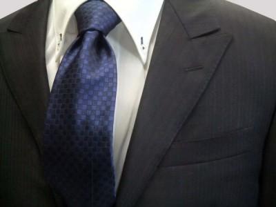 紺色ネクタイ2