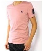 ピンクTシャツメンズ1