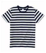 ボーダーTシャツ1