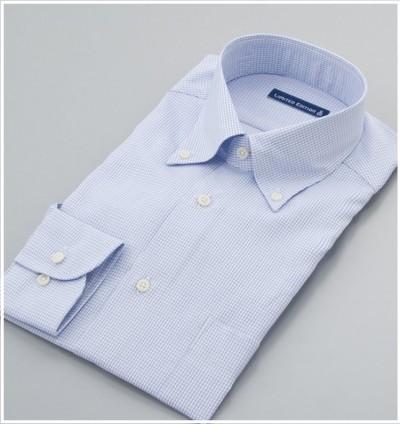 ワイシャツブルー2