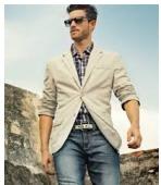 麻ジャケットを着る最適な季節は秋?期間はいつからいつまで?