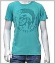 ターコイズブルーシャツ1