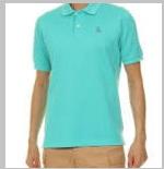 ターコイズブルーシャツ2