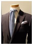 これで結婚式もOK!印象が良い男性用スーツの色はグレー?