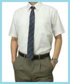 クールビズネクタイあり