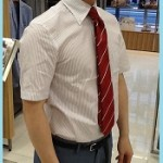 ビジネス用の半袖ワイシャツにネクタイをするのはダサい?