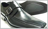 メンズ革靴ブラック