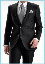 冠婚葬祭用スーツ