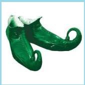 尖った革靴3