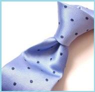 水色ネクタイ柄2