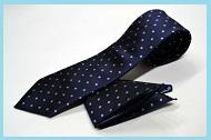 紺色ネクタイ柄1
