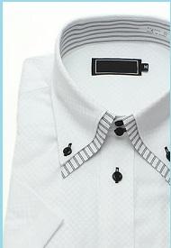 ホワイトワイシャツ1