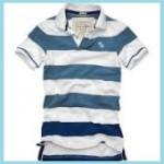 夏に着るメンズのボーダーポロシャツはどの色が格好いい?