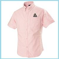 ピンク半袖シャツ1