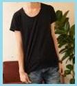 Tシャツとジーパン1