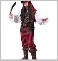 ハロウィンコスプレ海賊